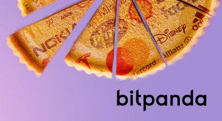 Bitpanda lanceert fractionele aandelen